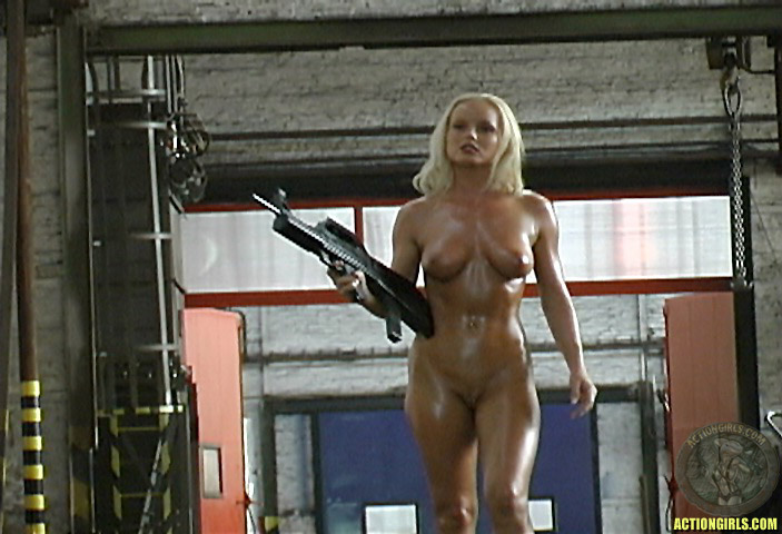 Actiongirls saint sylvia