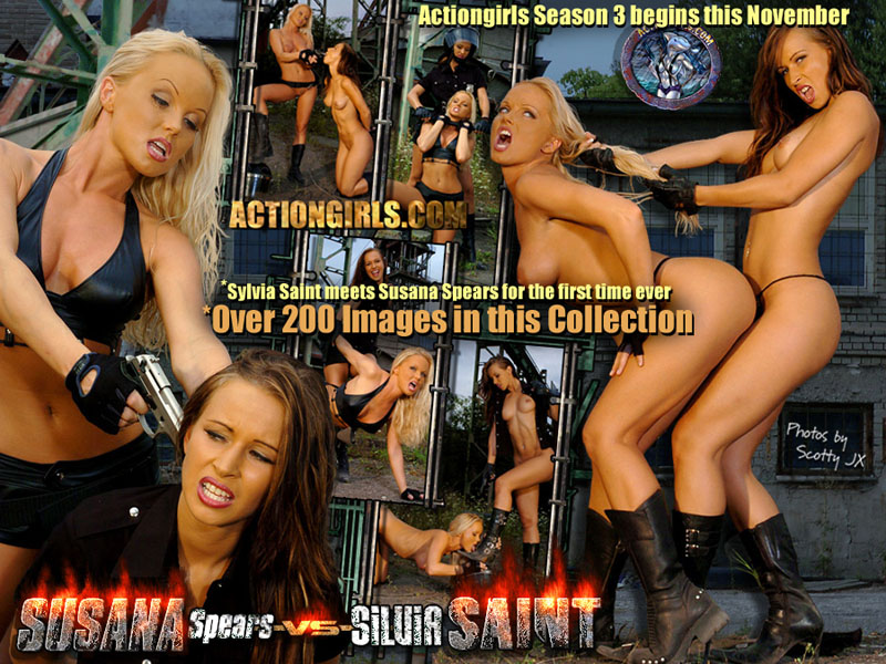 sylvia saint aka silvia saint vs susana spears spear pictures videos dvds movies