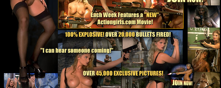 100% EXPLOSIVE! OVER 20,000 BULLETS FIRED! OVER 120,000 EXCLUSIVE PICTURES!
