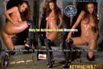 The Hottest Nude Models in the World are Only at Actiongirls.com
