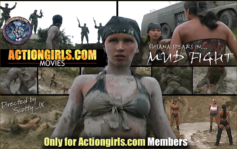 NEW Action Girl Susana Spears, Sylvia Saint, Veronica Zemanova, Veronica Vanoza, Ashley Robbins & Silvie Thomas Movies & Pictures!
