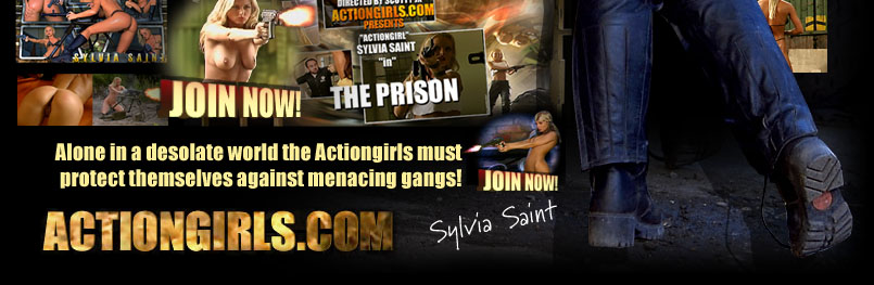 Alone in a desolate world the actiongirls must protect themselves against menacing gangs! Join Now! Click Here!