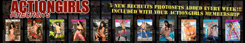 Actiongirls Recruits